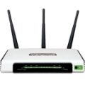 Интернет-шлюз TP-LINK TL-WR940N 300M WiFi router, 802.11n Draft 2.0, 2.4GHz, 3TR3R, 802.11b/g/n, 4*LAN 10/100M, 1*WAN 10/100M, Atheros chipset, 3 fixed antennas