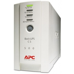 ИБП APC  Back CS 500 (BK500-RS)